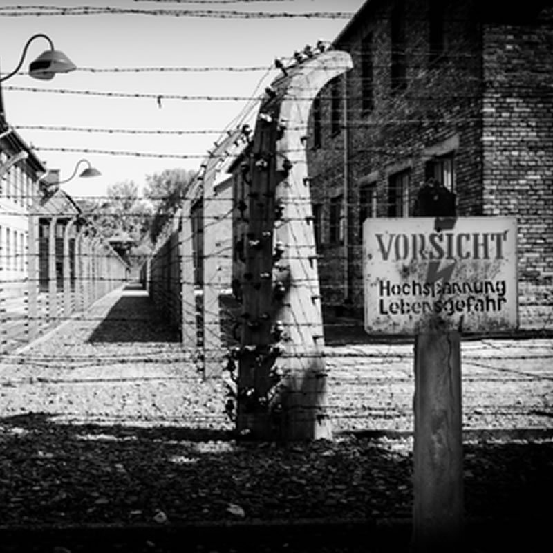 Where Was The Auschwitz Camp Located